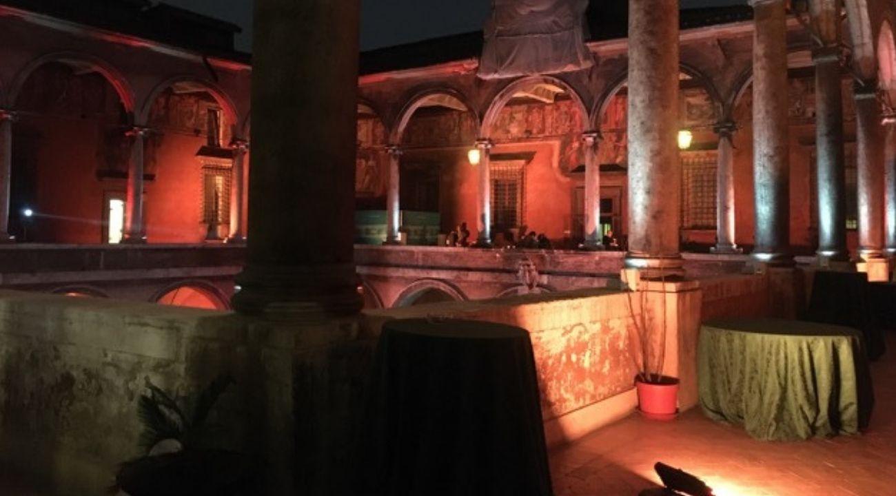 Il fascino segreto dell'Ospedale storico di Roma