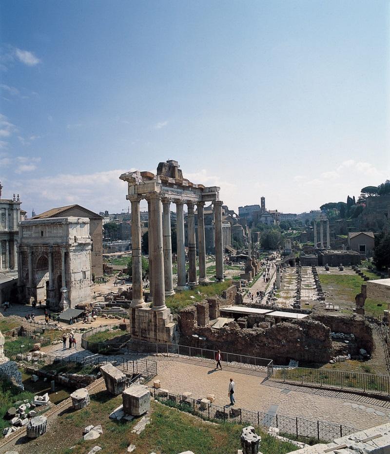 Il Parco del Colosseo riapre Ecco il percorso di visita