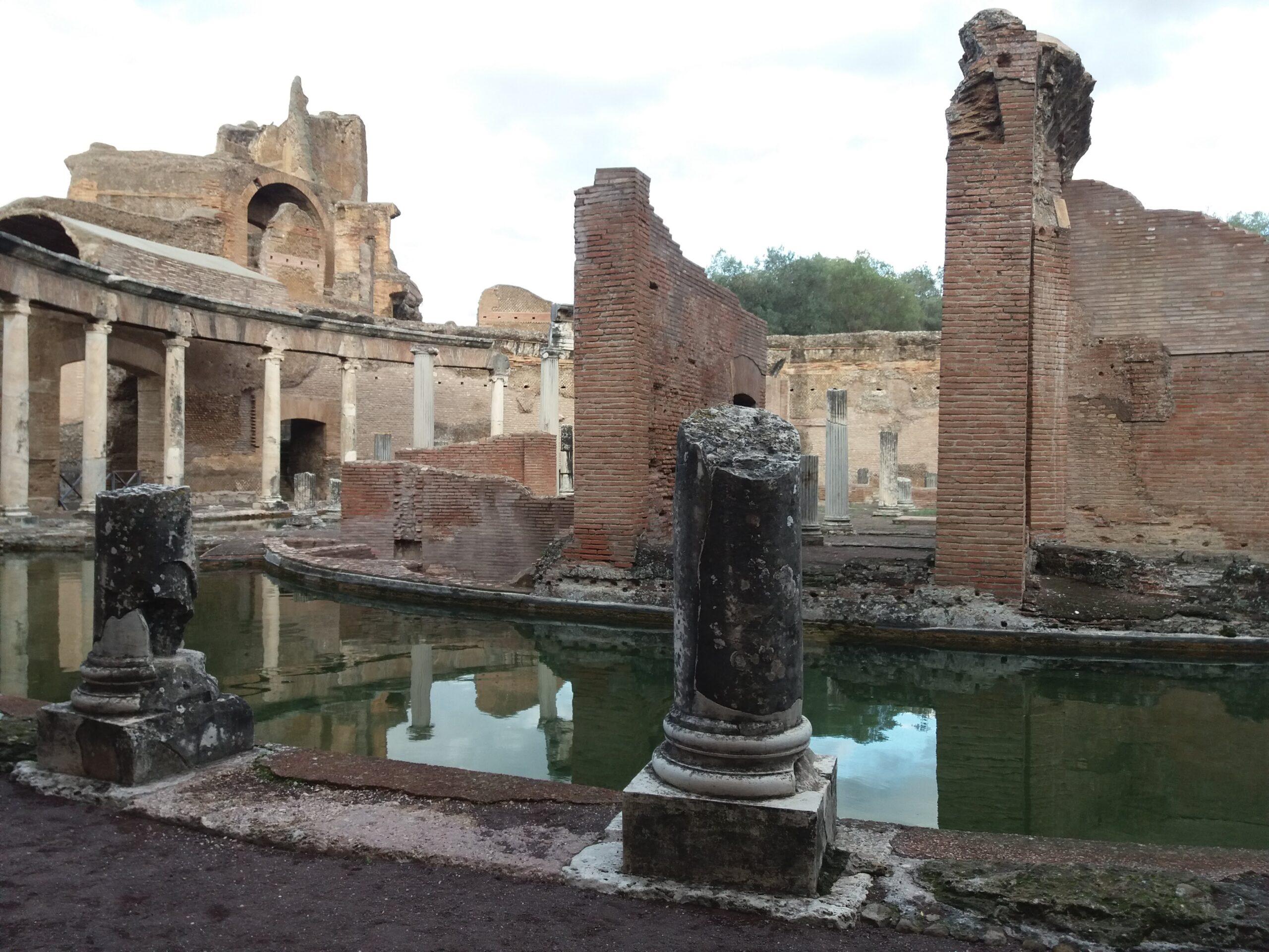 L'archeologia imperiale di Villa Adriana