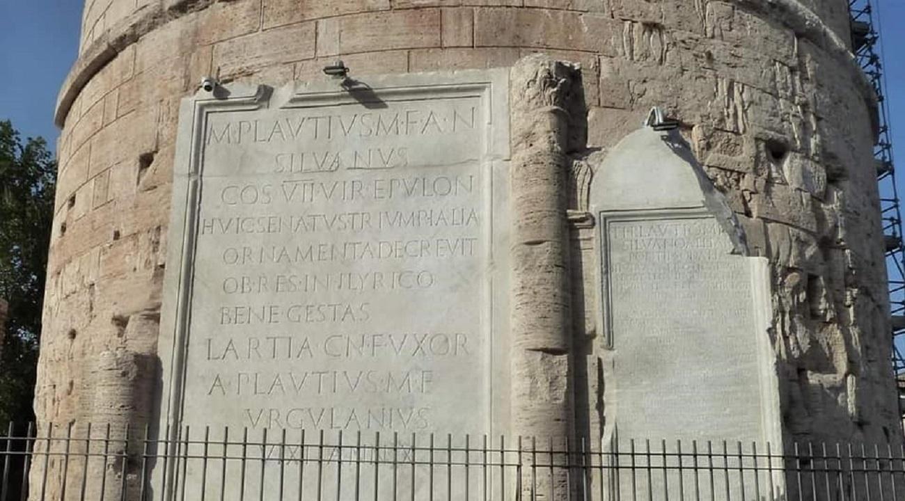 Riflettori accesi sul Mausoleo dei Plauzi